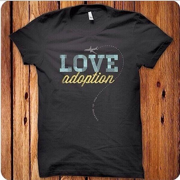 LoveAdoptionShirt