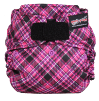 Punk Plaid Pink